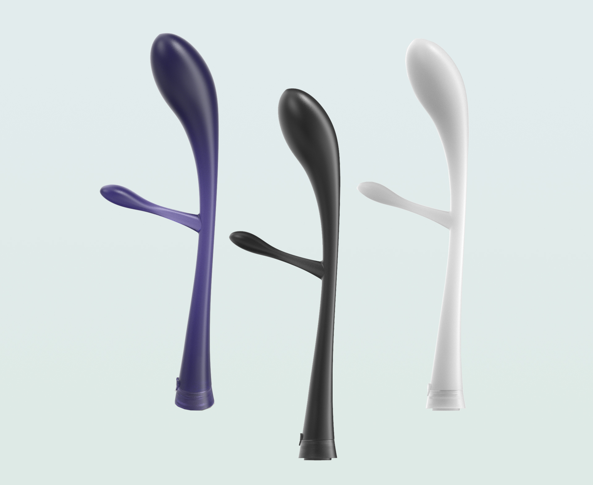 Okamei All Colors | Erosscia | Turn your rechargeable toothbrush into a luxury vibrator